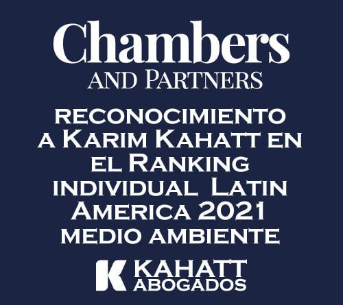Chambers and Partners Latin American Band1 2021 Karim Kahatt