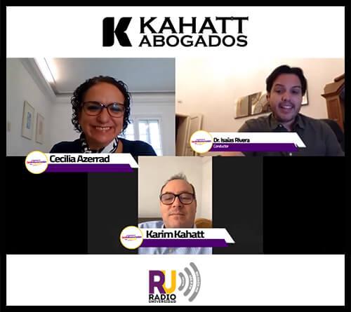 Entrevista a Kahhat Abogados